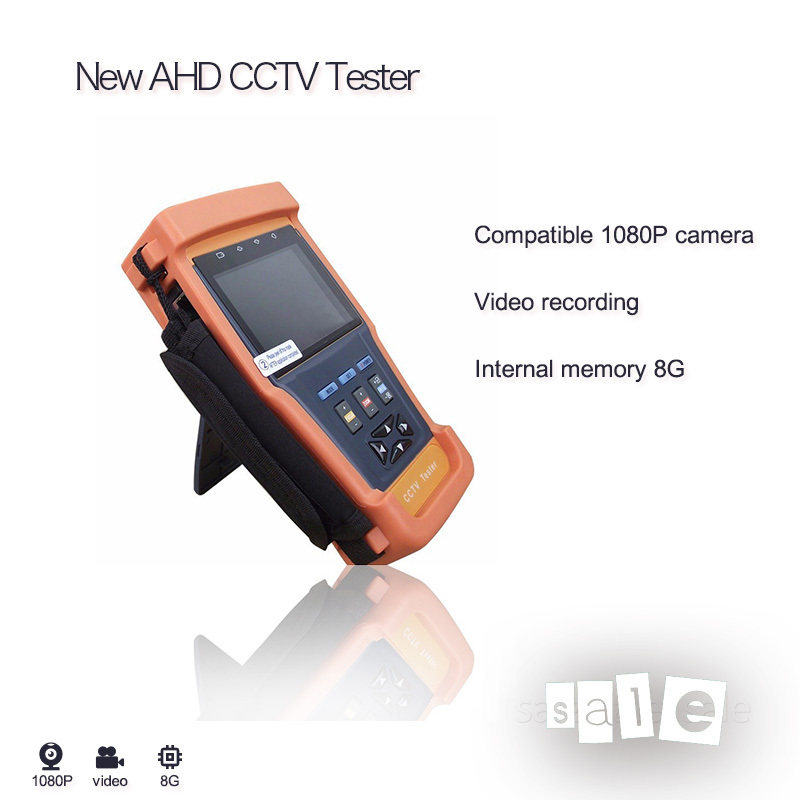 2015 New issue 3.5 '' 1080P AHD Camera Tester pro CCTV Camera Tester with Video Capture&Recording Test Hot Selling(China (Mainland))