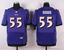 Top quality For Mens,Eric Weddle Joe Flacco Terrell Suggs C.J. Mosley Rush Free Shipping stitched Raven PIC(China (Mainland))