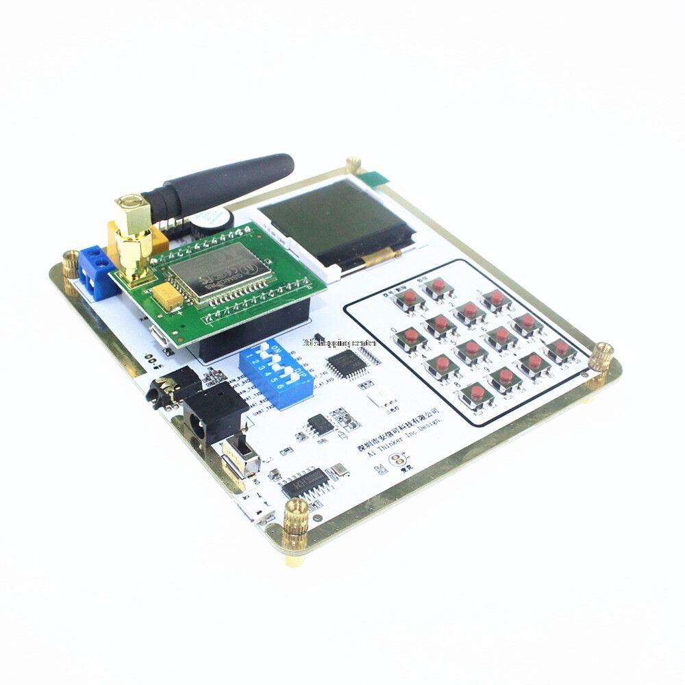 Free shipping GPRS module GSM module A/SMS/Speech/board/wireless data transmission test board(China (Mainland))