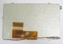 Pin 7 pollici display lcd per eken t06 ly-f1 tomtop c1315 dvc z7 broncho a710 broncho a720 tablet pc di ricambio spedizione gratuita(China (Mainland))