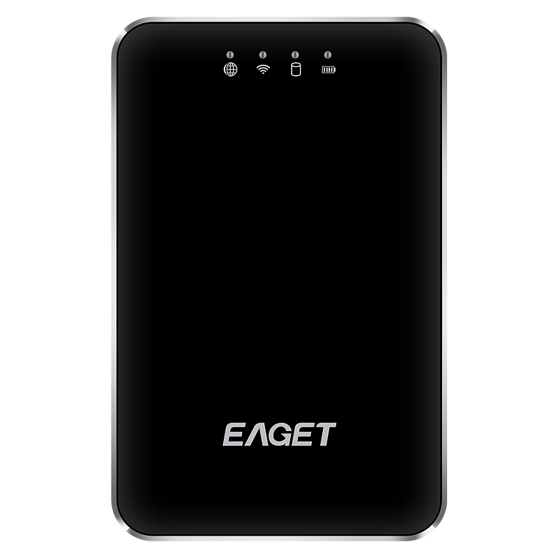 Authorised EAGET A86 1TB Wirless USB 3.0 High-Speed External Hard Disk Drives HDD 3G Router 3000mA Polymer Mobile power Bank(China (Mainland))