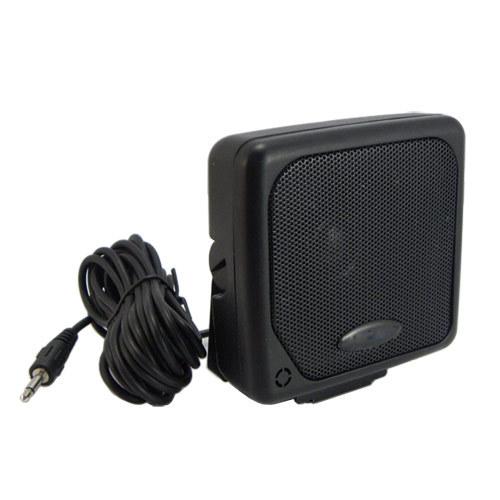 3.5mm Mini External Dust-proof Moisture-proof loud speaker P-800 For Mobile Radios Kenwood Motorola ICOM Yaesu J0223A alishow(China (Mainland))
