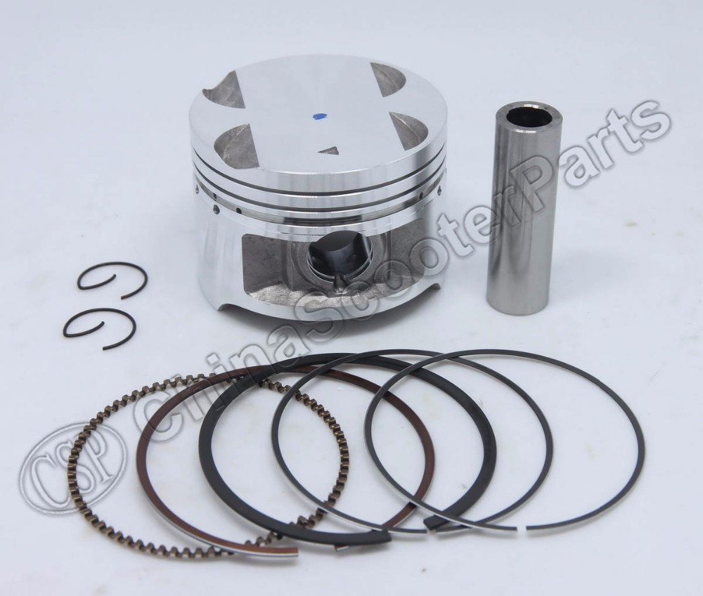 Motorcycle Engine Parts 50 Cylinder Bore Size 48 5mm: Suzuki Piston Kits Promotion-Shop For Promotional Suzuki