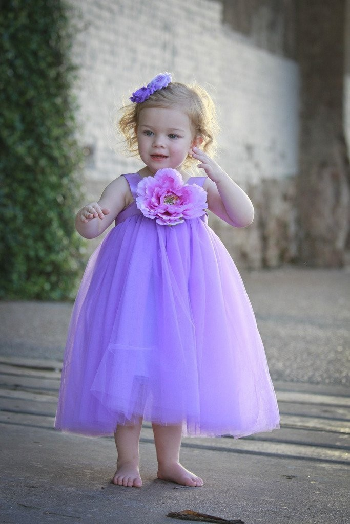 Скидки на 2016 fairty принцесса dress1Y-8Y Белый Цветок Девочки Платья Балетной Пачки На День Рождения Фото Свадебный Фестиваль Партия Девушки Цветка Платья