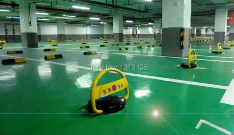 Доставка DHL автоматический пространство барьер протектор навес парковки замок