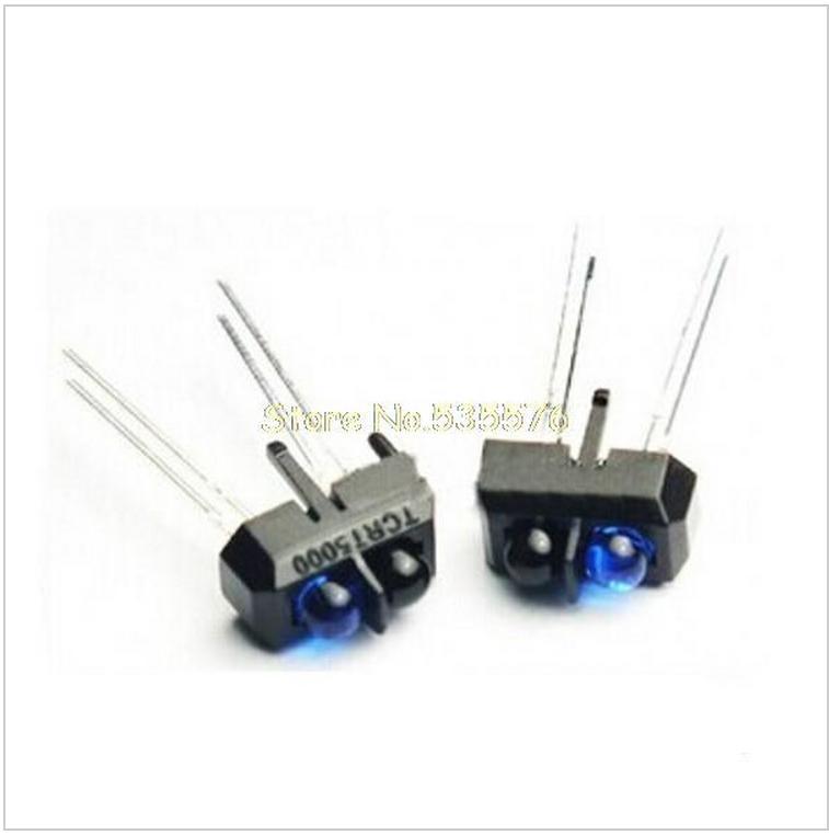 10 pcs TCRT5000L TCRT5000 Reflective Infrared Optical Sensor Photoelectric Switches(China (Mainland))