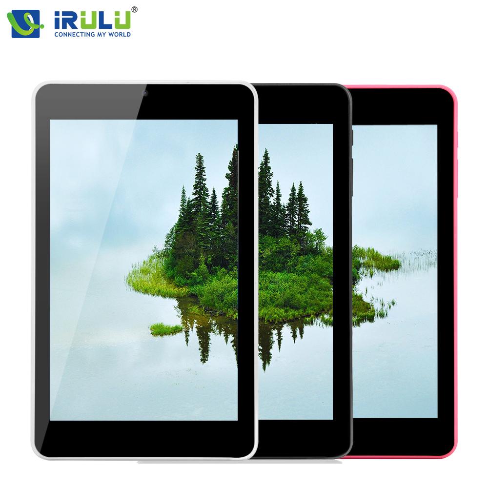 Original iRULU eXpro X4 7 inch IPS Tablet PC 1280*800 Android 5.1 Quad Core Tablet 1GB RAM 16GB ROM Dual Cam Bluetooth Wifi