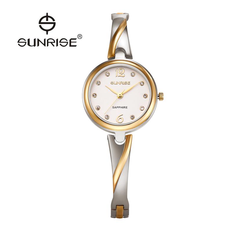 Kết quả hình ảnh cho Đồng hồ lắc nữ Sunrise