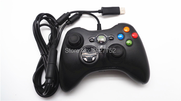 Wired Controller For Xbox 360 Game Accessories Wired Gamepad Joypad Joystick For XBOX 360 For Microsolf Console Free Shipping(China (Mainland))