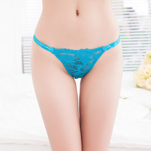 1 Piece Sexy Thongs Panties Underwear For Women Invisible Knickers Seamless Briefs G-Strings Tangas