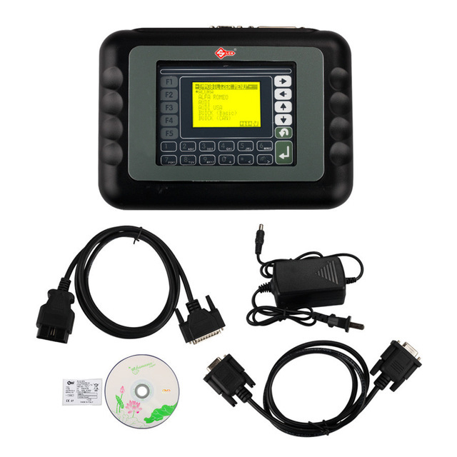 2015 V33.02 Silca Key Pro No Need Token Key Programmer Without Original Key Immobilizer Car Maker Transponder Diagnostic Tool(China (Mainland))