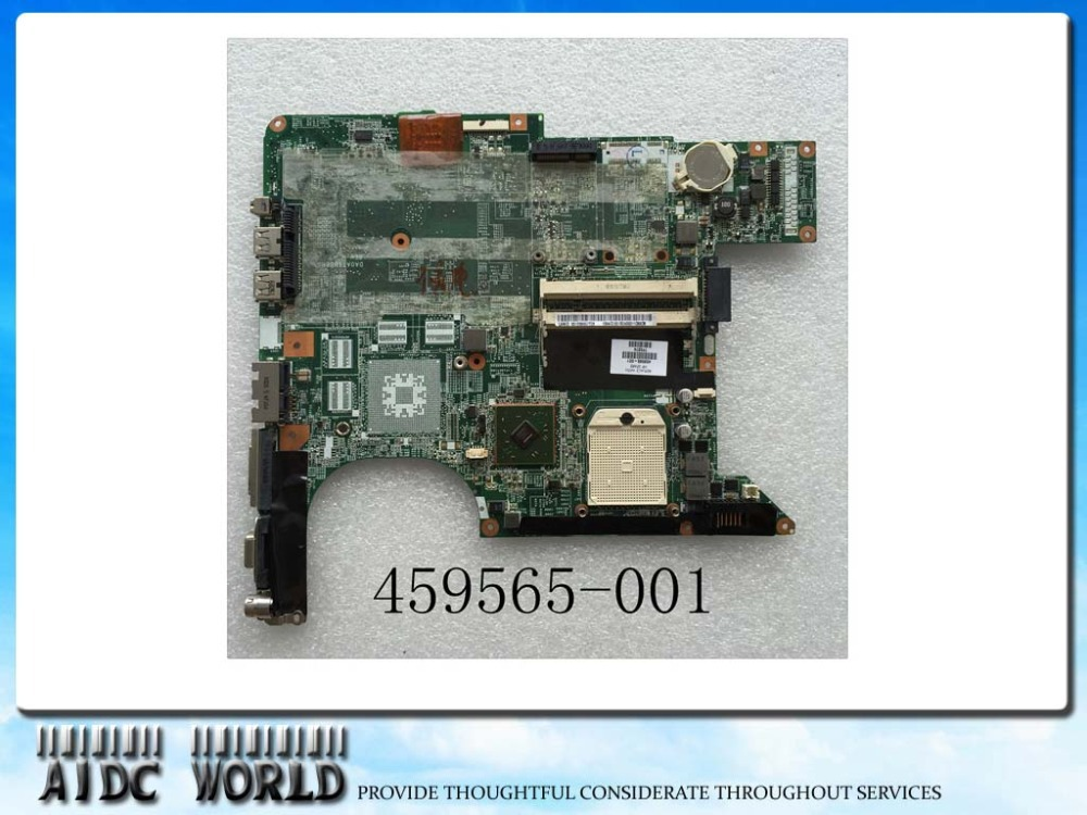 Free shipping for HP Pavilion DV6000 Series 459565-001 Laptop Motherboard 100% tested good!90days warranty!(China (Mainland))