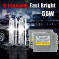 H7 xenon fast bright F5 ballast HID light kit 12V 55W H1 H3 H4 1 H8