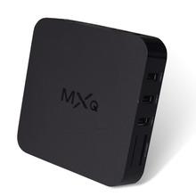 Latest MXQ Android Quad Core Kodi 1080P Smart set TV Box 1G RAM 8GB ROM XBMC Fully Loaded