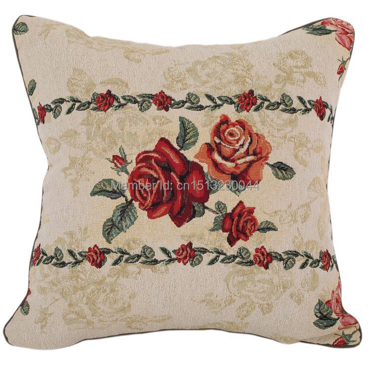 Athena home rose pillow creative personality patterns pillow soft assembly jewelry showroom clubs(China (Mainland))