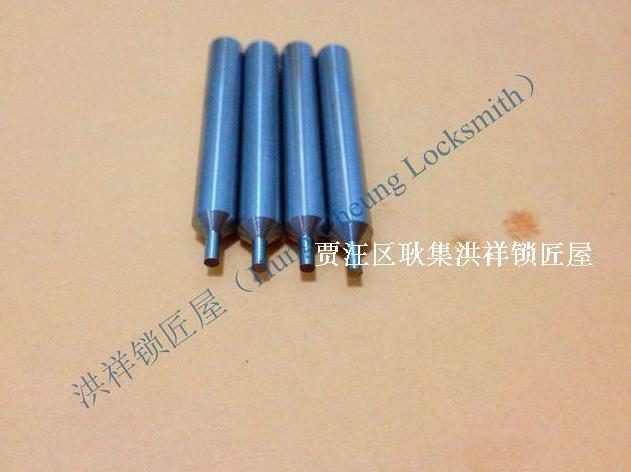 2.5mm key cuting machine 3pcs tungsten steel cutter.the latest cutters(China (Mainland))