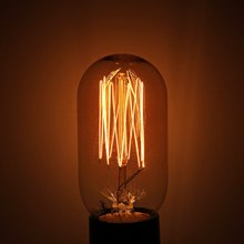 Vintage Antique 2016 Retro Edison style design E27 40W 400LM Edison Filament Bulb 3000K Soft White Tungsten Droplight(China (Mainland))