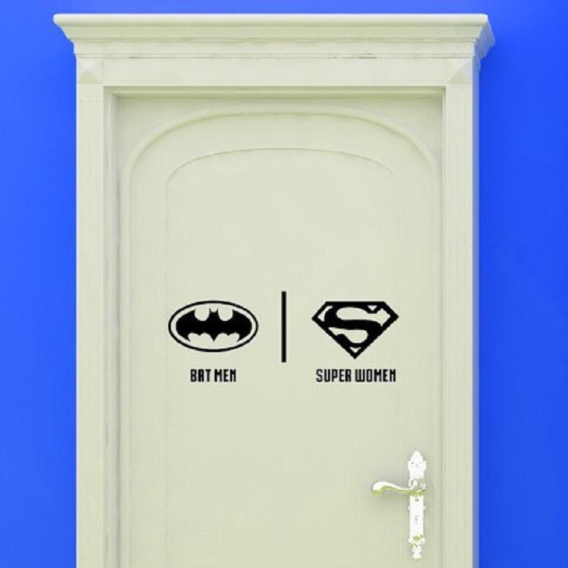 for Batman fairy door