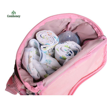 New Design Baby Diaper Bags For Mom Brand Baby Travel Nappy Handbags Bebe Organizer Stroller Bag