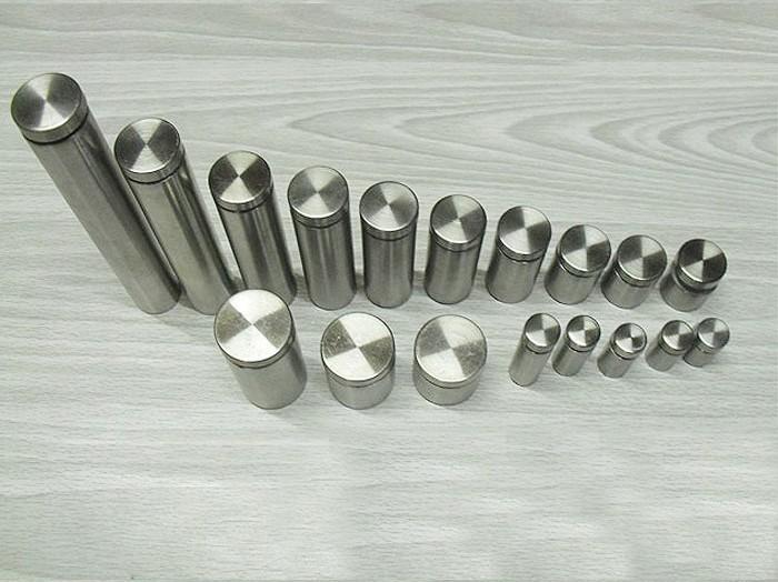 Stainless Steel Advertisement Fixing Screws Glass Standoff Pin Drywall Screws(19mm*30mm)<br><br>Aliexpress