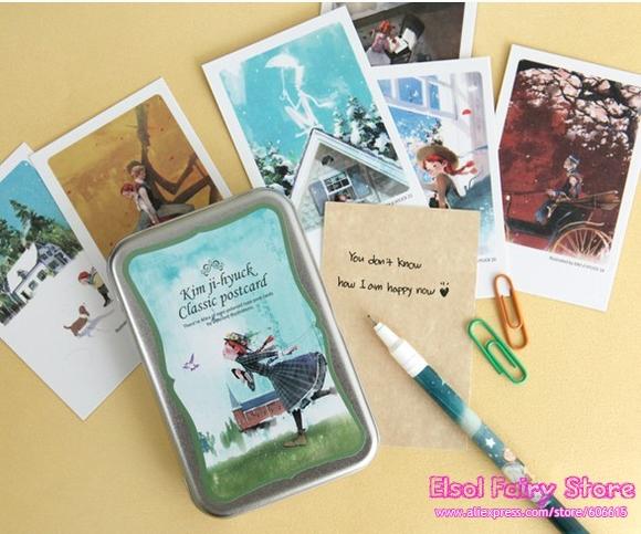 Поздравительные открытки из Китая