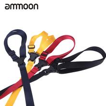 Adjustable Ukulele Ukelele Strap Lanyard Snap High Quality Nylon Strap with Hook Black(China (Mainland))