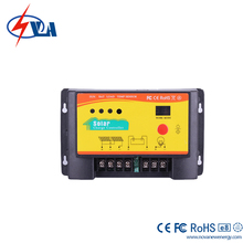 Buy 20A Solar Charge Controller 20 Amps Solar Charger Controller Light Timer Control 12V 24V Battery Bank Solar Panel for $15.00 in AliExpress store