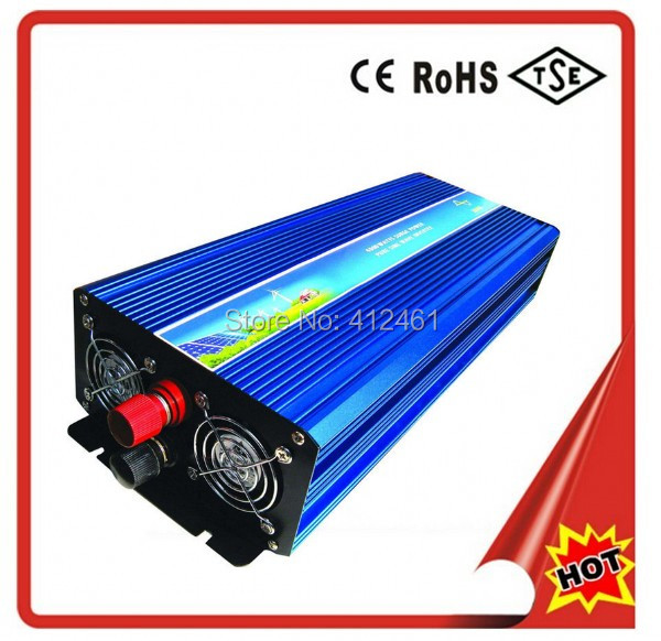 DC 12V TO AC230V Off Grid inverter 5000W pure sine wave EMS DHL FREE SHIPPING<br><br>Aliexpress