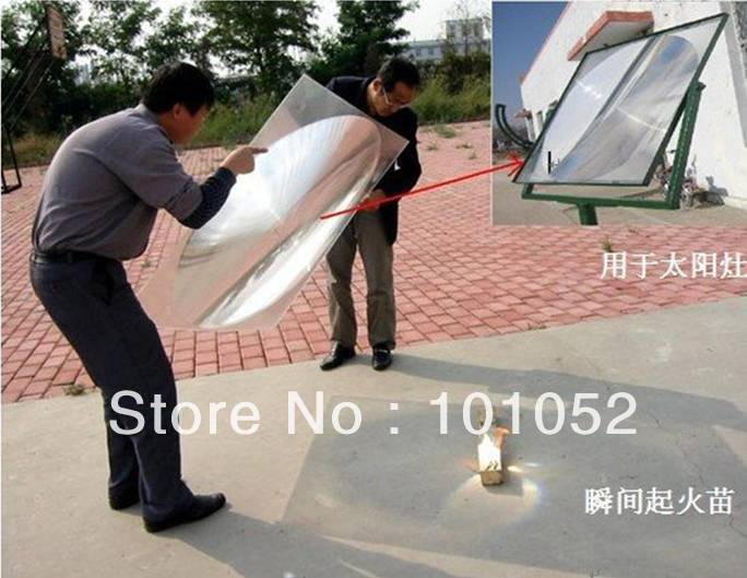 Christmas gift Factory price HW-1000-5 large plastic fresnel lens price(China (Mainland))