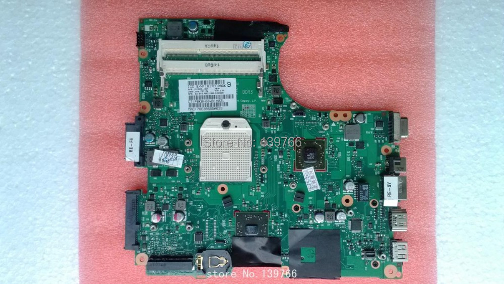 611803-001 board for HP COMPAQ 325 425 625 laptop motherboard with AMD RS880M chipset 100%full tested ok and guaranteed(China (Mainland))