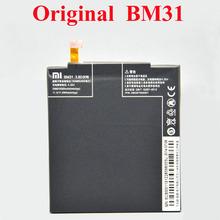 100% Original Xiao mi Batteries BM 31 / BM31 Mobile phone Battery For Xiaomi 3 / m3 / mi3 ,etc