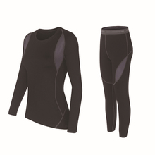 2015 High Quality Men And Women Hot Dry Technology Elastic Long Johns Warm Underwears Outdoor Sports Thermal Underwear Suit(China (Mainland))