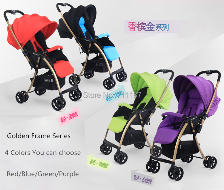Big Discount Stroller Baby Carriage,Shock-Resistant Tiny World Stroller, Baby Buggy Pram Made In China<br><br>Aliexpress