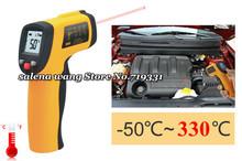 Ir sin contacto por infrarrojos termómetro Digital de temperatura pistola Point pistola láser AU