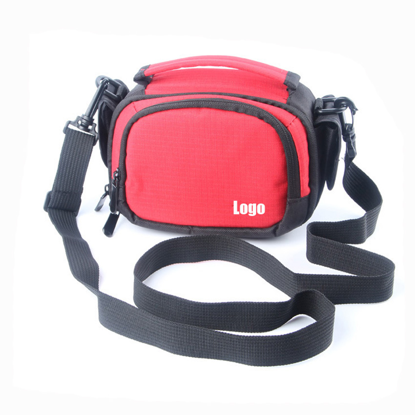 Free shipping Camera Video Camcorder DV Case Bag For Panasonic Sony Canon JVC Samsung Sanyo Red<br><br>Aliexpress