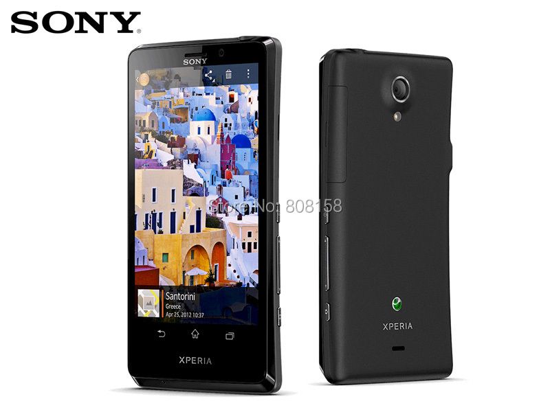Original Sony Xperia T LT30P Mobile Phone 4.6'' Dual Core 1.5GHz 16GB Android 4.0 13MP 3G WIFI GPS Factory Unlocked Refurbished(China (Mainland))