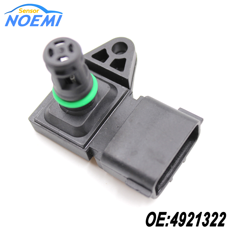 Free Shipping With Fast Delivery Car Manifold Air Sressure Sensor 4921322 5WK96801 4903286 For Dodge Turbo Diesel Truck(China (Mainland))