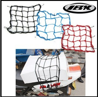 40*40cm Motorcycle Luggage Net accessories helmet net motorcycle net bag motorcycle fuel tank net lashing Random Color(China (Mainland))
