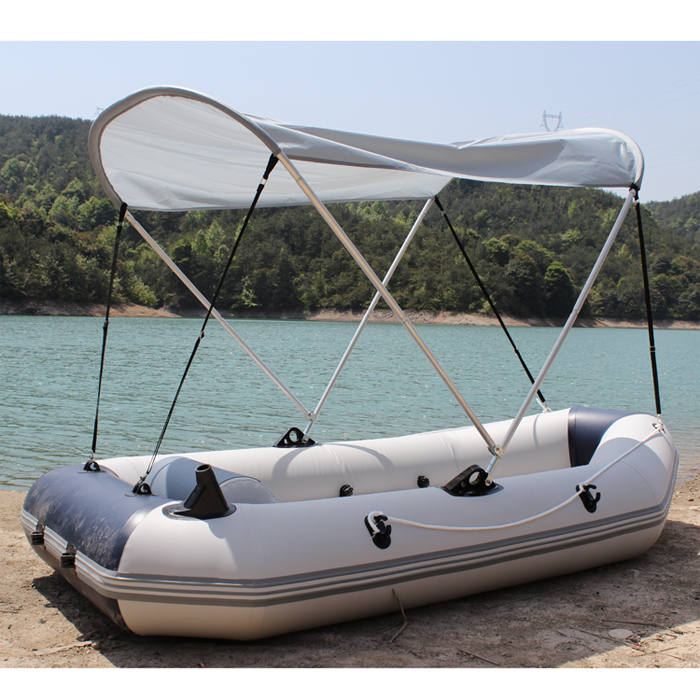 3 laminated boat anti collision 3 people boat for Inflatable fishing boats