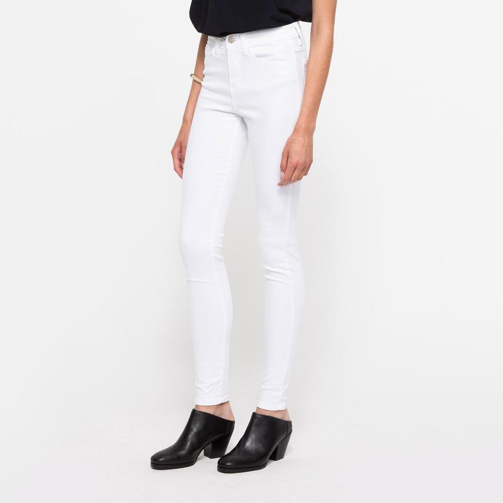White Denim Jeans Women