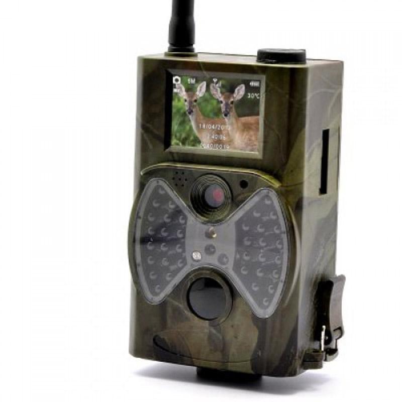 12MP 940nm NO glow Trail Cameras MMS Hunting Cameras Trap Game Cameras Black IR Wildlife Cameras(China (Mainland))