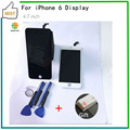 1 piece 100 Test AAA Quality Black White 4 7 inch For iPhone 6 LCD Display