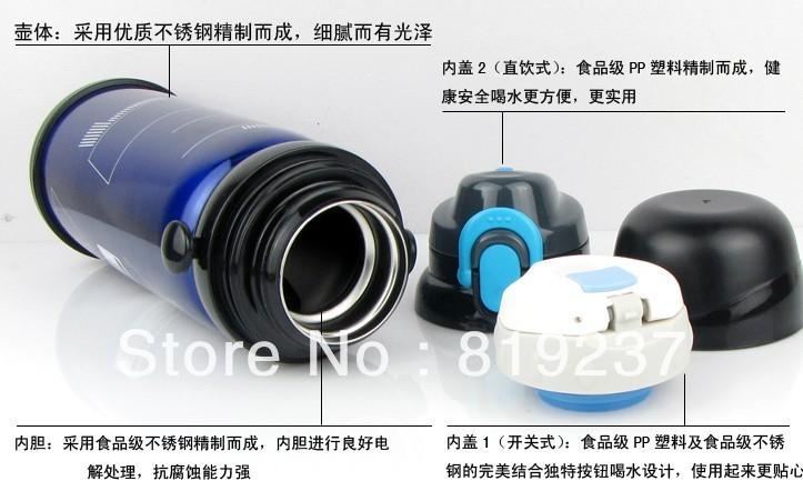 Custom made  Advertising Promotional Sport Bottles,Imprinted Logo Sport Bottle,Wholesale Custom Sport Bottles