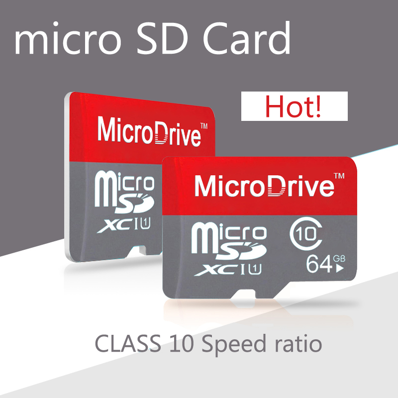 Original Genuine High speed Micro sd card 32GB 64GB SDHC Class10 memory card microdrive tf card 16gb 8gb(China (Mainland))