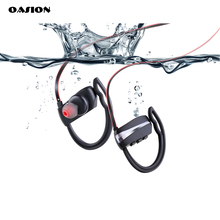 OASION sport bluetooth earphone waterproof earbuds stereo bluetooth headset waterproof wireless headphones for a mobile phone(China (Mainland))