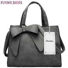FLYING BIRDS! women leather handbags women bags messenger bags shoulder bag bolsas high quality handbag female pouch LS4934(China (Mainland))