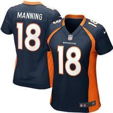2016 Women Denver s, Manning 18#, 58# Von Miller, Ladies blue orange, 100% stitched logo,camouflage(China (Mainland))