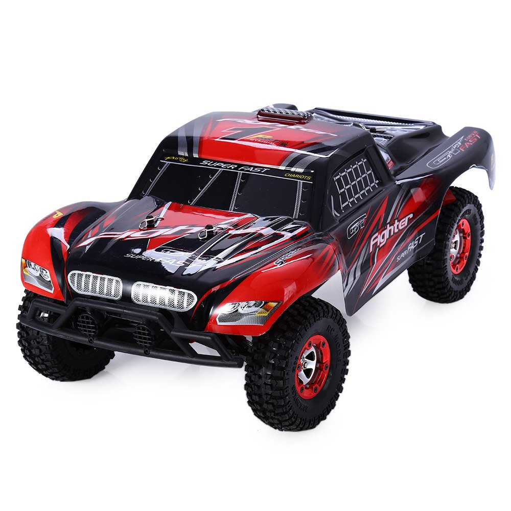 RC Car 40km/h 2.4G FEIYUE - 01 4WD Driving Car Drive Bigfoot Car Remote Control Car Model Off-Road Vehicle Toy Truck Full Scale(China (Mainland))