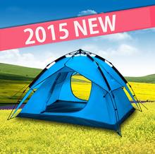 2015 New Barraca Carpas Camping Equipment Tent Toldo Tarp Tents For Winter Fishing Tendas Gazebo Barracas Para Blue/Green FZP01