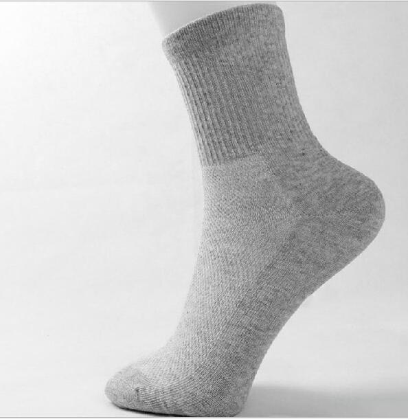Осень мужчины носки бизнес мужчины носки взрослые удобные носки 3 цвета